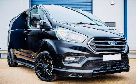 New Facelift Ford Transit Custom Limited 300 2.0Tdci 130ps L2 LWB Q-Sport by Quadrant Vehicles