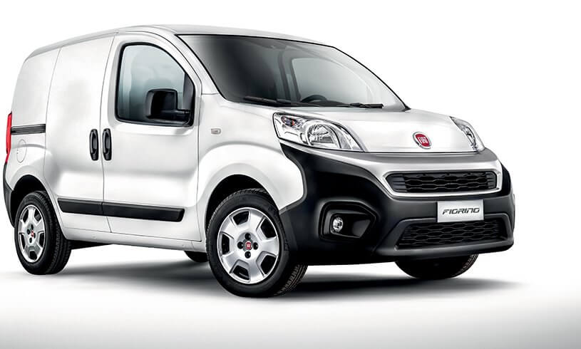 Fiat Fiorino by Quadrant Vehicles