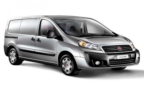 Fiat Scudo by Quadrant Vehicles