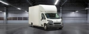 Luton Van for Sale by Quadrant Vehicles