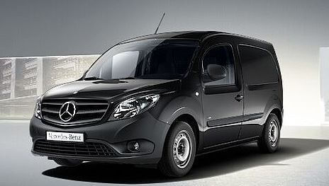 Mercedes Citan 2018 by Quadrant Vehicles