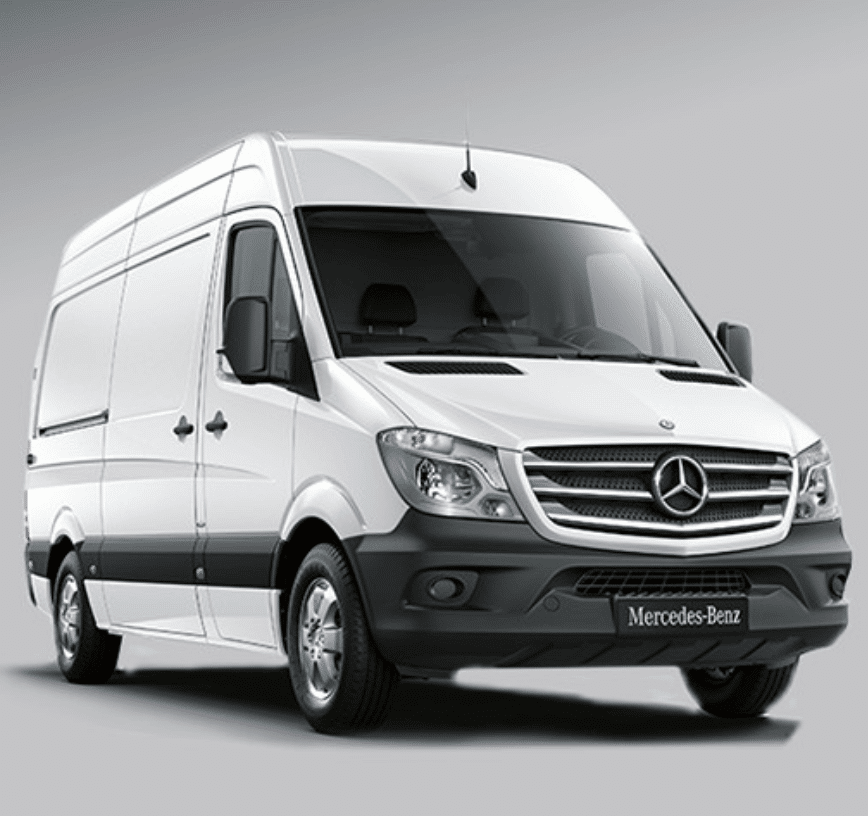 Mercedes Sprinter Van by Quadrant Vehicles