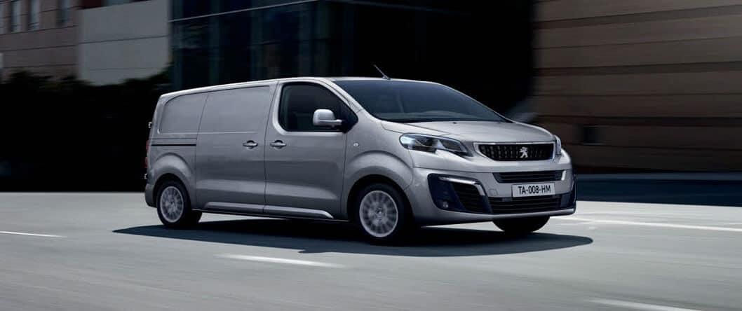 Peugeot Expert 2108 by Quadrant Vehicles