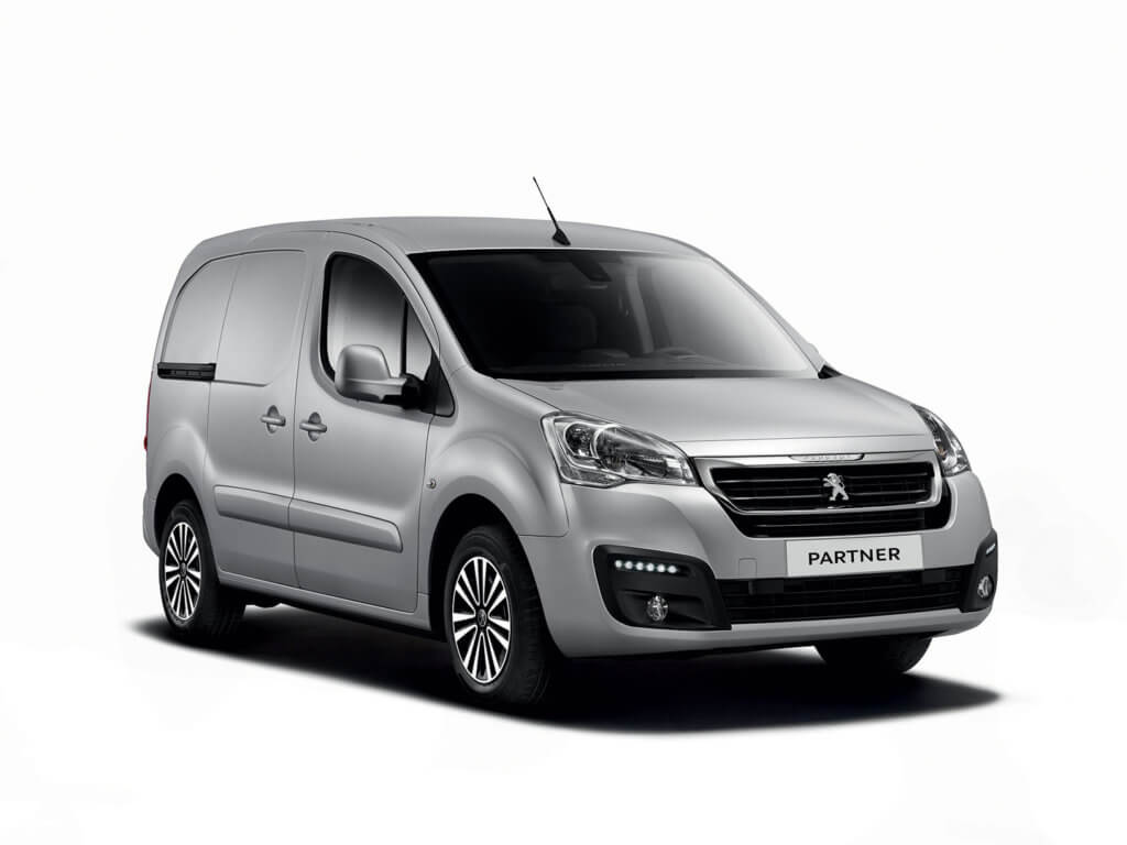 Peugeot Partner 2108 by Quadrant Vehicles