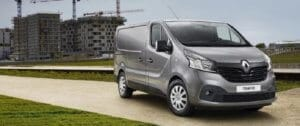 Renault Trafic by Quadrant Vehicles