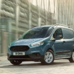 Ford Transit Courier by Quadrant Vehicles