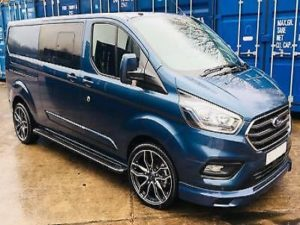 Ford Transit Custom 320 130ps Auto Limited L1 Swb DCIV Double Cab Crew Q Sport - 1 - by Quadrant Vehicles