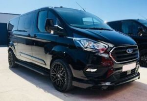 Ford Transit Custom 320 130ps Auto Limited L1 Swb DCIV Double Cab Crew Q Sport 1 by Quadrant Vehicles