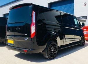 Ford Transit Custom 320 130ps Auto Limited L1 Swb DCIV Double Cab Crew Q Sport 4 by Quadrant Vehicles