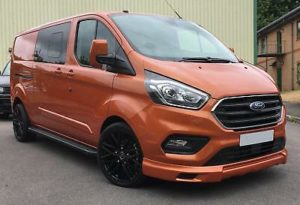 Ford Transit Custom 320 130ps Auto Ltd L2 Lwb DCIV Double Cab Van Crew Q Sport 1 by Quadrant Vehicles