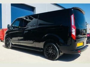 Ford Transit Custom 320 130ps Limited L1 DCIV Double Cab Crew Q Sport 2 by Quadrant Vehicles