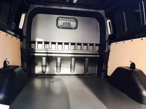 ord Transit Custom 320 130ps Limited L1 DCIV Double Cab Crew Q Sport 3 by Quadrant Vehicles