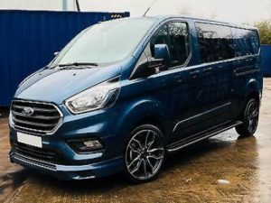 Ford Transit Custom 320 130ps Limited L2 Lwb DCIV Double Cab in Van Crew Q Sport 1- by Quadrant Vehicles