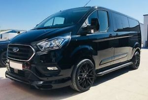 Ford Transit Custom 320 130ps Limited L2 Lwb DCIV Double Cab in Van Crew Q Sport 2 by Quadrant Vehicles