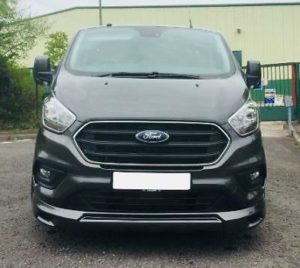 Ford Transit Custom 320 130ps Limited L2 Lwb DCIV Double Cab in Van Crew Q Sport 7 by Quadrant Vehicles