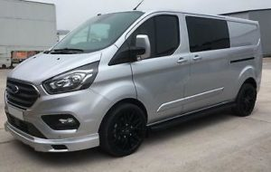 Ford Transit Custom 320 170ps Auto Limited L2 Lwb DCIV Double Cab Crew Q Sport 1 by Quadrant Vehicles