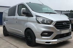 Ford Transit Custom 320 170ps Auto Limited L2 Lwb DCIV Double Cab Crew Q Sport 2 by Quadrant Vehicles