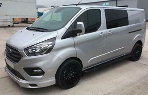 Ford Transit Custom 320 170ps Auto Limited L2 Lwb DCIV Double Cab Crew Q Sport 5 by Quadrant Vehicles