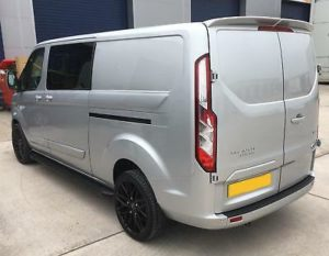 Ford Transit Custom 320 170ps Auto Limited L2 Lwb DCIV Double Cab Crew Q Sport 9 by Quadrant Vehicles