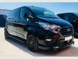 Ford Transit Custom 320 170ps Limited L2 Lwb DCIV Double Cab in Van Crew Q Sport 1 by Quadrant Vehicles