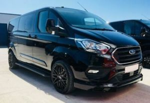 Ford Transit Custom 320 185ps Auto Limited L2 Lwb DCIV Double Cab Crew Q Sport 1 by Quadrant Vehicles