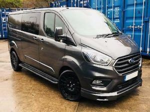 Ford-Transit-Custom-320-185ps-Auto-Ltd-L2 - 1 - by Quadrant Vehicles