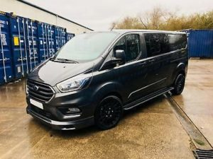 Ford-Transit-Custom-320-185ps-Auto-Ltd-L2 - 2 - by Quadrant Vehicles