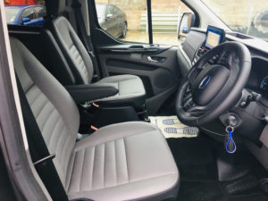 Ford Transit Custom 320 L2 DCIV 185ps Auto Limited Q Sport - 3