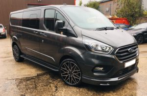 Ford Transit Custom 320 L2 DCIV 185ps Auto Limited Q Sport - 7