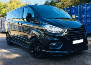 Ford Transit Custom 320 L2 DCIV 185ps Auto ltd Q Sport Tailgate - 10