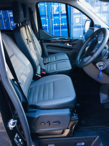 Ford Transit Custom 320 L2 DCIV 185ps Auto ltd Q Sport Tailgate - Internal Front