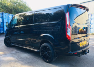 Ford Transit Custom 320 L2 DCIV 185ps Aut
