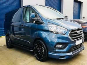 New Facelift Ford Transit Custom Limited 280 2.0Tdci 130ps L1 SWB Q-Sport -1 by Quadrant Vehicles