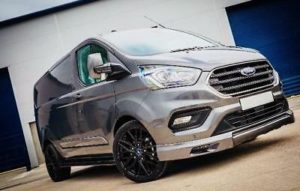 New Facelift Ford Transit Custom Limited 280 2.0Tdci 130ps L1 SWB Q-Sport 1 by Quadrant Vehicles