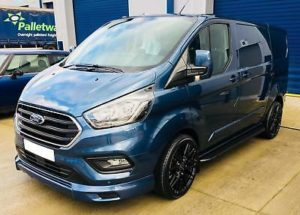 New Facelift Ford Transit Custom Limited 280 2.0Tdci 130ps L1 SWB Q-Sport -2 by Quadrant Vehicles