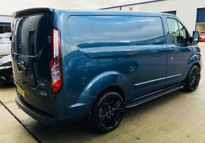 New Facelift Ford Transit Custom Limited 280 2.0Tdci 130ps L1 SWB Q-Sport -3 by Quadrant Vehicles