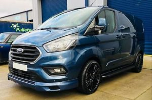 New Facelift Ford Transit Custom Limited 280 2.0Tdci 130ps L1 SWB Q-Sport -4 by Quadrant Vehicles