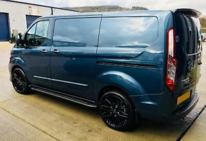 New Facelift Ford Transit Custom Limited 280 2.0Tdci 130ps L1 SWB Q-Sport -5 by Quadrant Vehicles