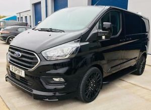 New Facelift Ford Transit Custom Limited 280 2.0Tdci 170ps L1 SWB Q-Sport 2 by Quadrant Vehicles