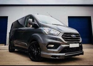 New Facelift Ford Transit Custom Limited 280 2.0Tdci 170ps L1 SWB Q-Sport 3 by Quadrant Vehicles