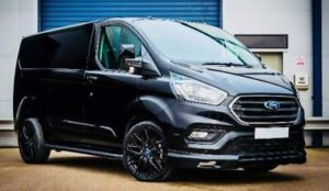 New Facelift Ford Transit Custom Limited 280 2.0Tdci 170ps L1 SWB Q-Sport 5 by Quadrant Vehicles