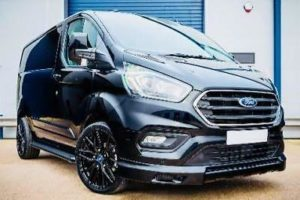 New Facelift Ford Transit Custom Limited 300 2.0Tdci 130ps L2 LWB Q-Sport 1 by Quadrant Vehicles
