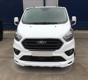 New Facelift Ford Transit Custom Limited 300 2.0Tdci 130ps L2 LWB Q-Sport 3 by Quadrant Vehicles