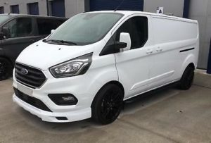 New Facelift Ford Transit Custom Limited 300 2.0Tdci 130ps L2 LWB Q-Sport 4 by Quadrant Vehicles