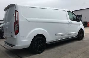 New Facelift Ford Transit Custom Limited 300 2.0Tdci 130ps L2 LWB Q-Sport 5 by Quadrant Vehicles