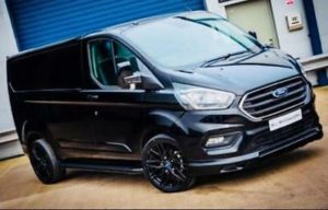 New Facelift Ford Transit Custom Limited 300 2.0Tdci 130ps L2 LWB Q-Sport 6 by Quadrant Vehicles