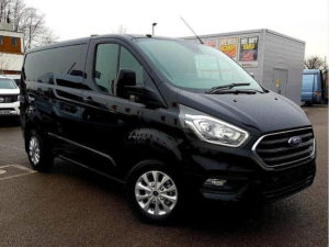 New Facelift Model Ford Transit Custom 280 2.0Tdci 130ps L1 H1 Limited By Quadrant Vehicles