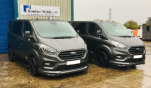 Quadrant Vehicles - Pontyclun