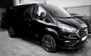 Transit Custom Q Sport by Quadrant Vehicles
