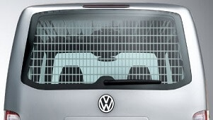 Grille Van Security by Quadrant Vehicles